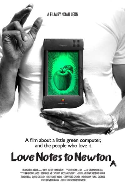 Newton MessagePad poster