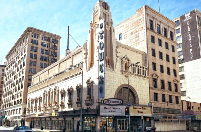 The Tower Theater will be the home of the first LA Apple Store in the Downtown district.