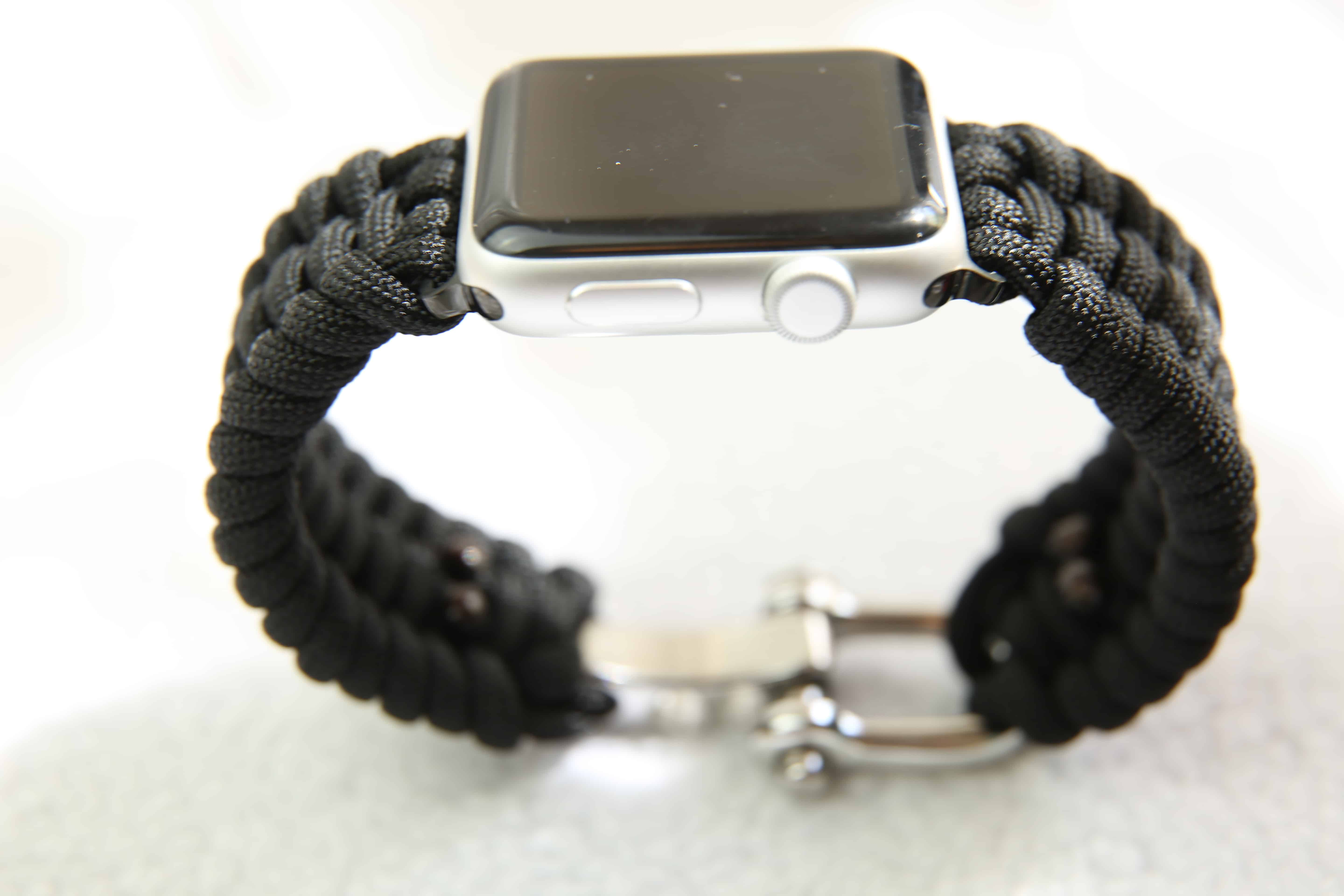 Survival Straps Apple Watch paracord band