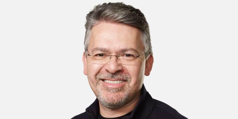 Meet Siri's new boss, John Giannandrea.