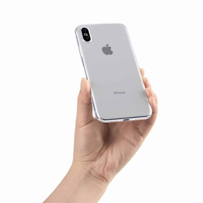 sale retailer 9bca0 a7dbc Protect your iPhone X without concealing it | Cult of Mac