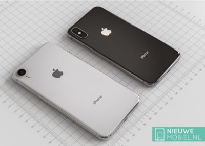 Upcoming iPhones may have 5 new color versions