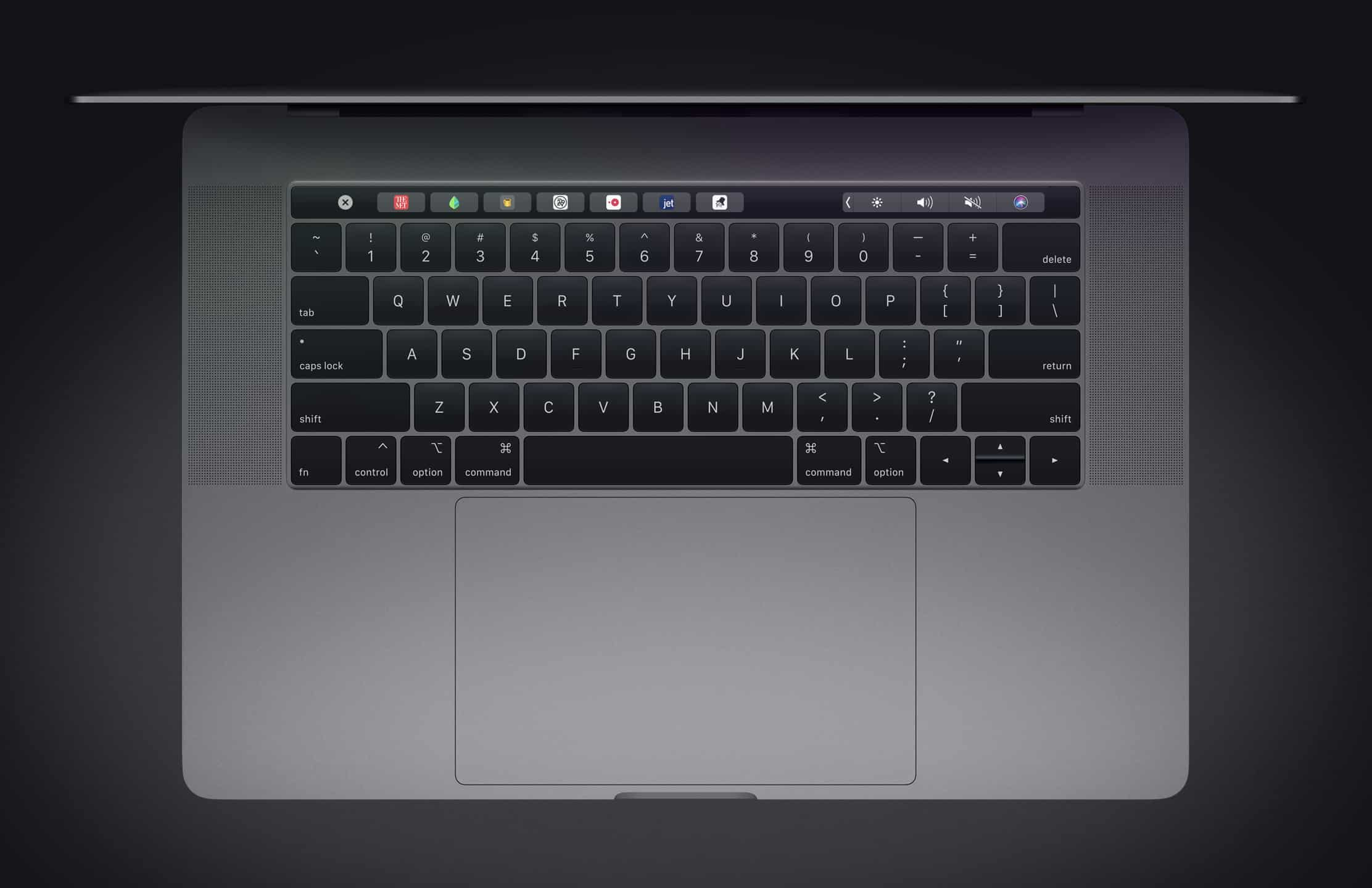 Apple MacBook Pro keyboard