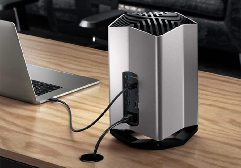 Blackmagic eGPU