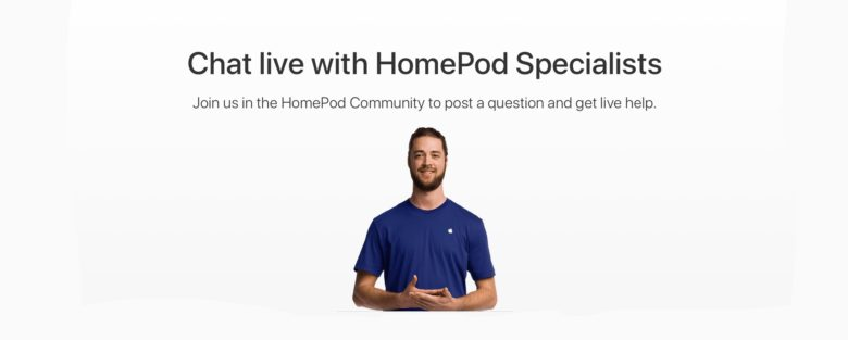 Apple will provide HomePod tech support at a special online event in a few days. Get your questions ready.