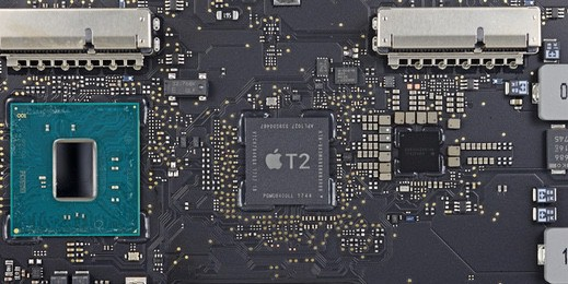 The Apple T2 chip could be the source of mysterious crashes afflicting two of Apple's newest computers.