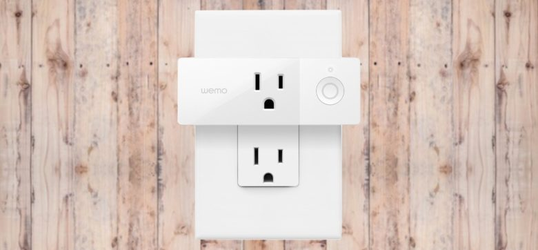 An updated version of HomeKit HomeKit really improves the Wemo Mini Smart Plug.