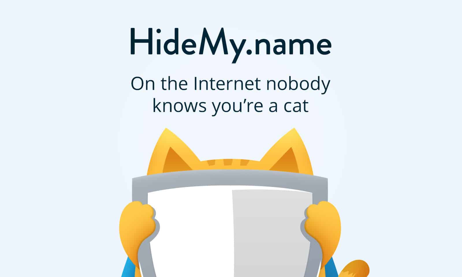 HideMy.name VPN can hide your deepest, darkest secrets.