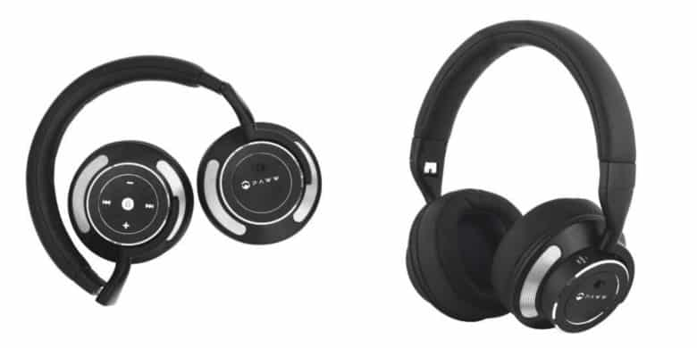 These headphones sport premium noise cancellation, Bluetooth convenience, and awesome sound quality.