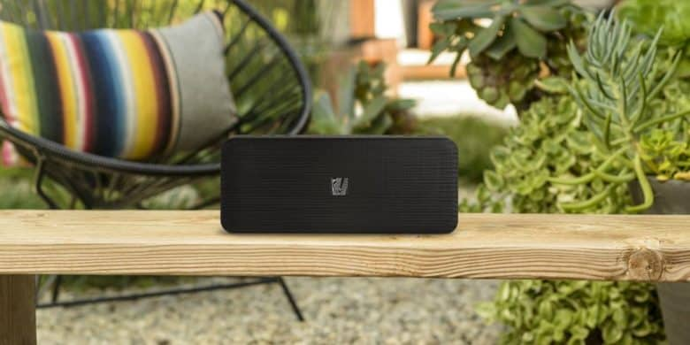 This Bluetooth speaker packs great sound into a package that's slim enough to fit in your pocket.
