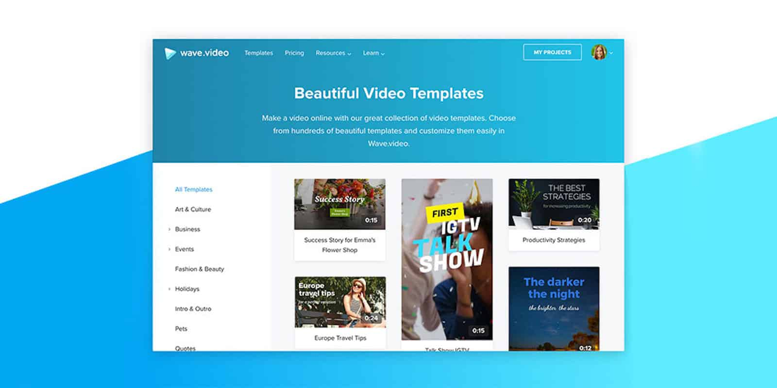 Making videos can do a lot for your brand or business, and this app makes it easy.
