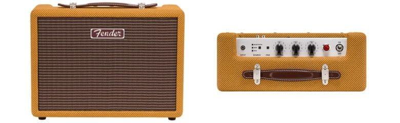 Fender Tweed Monterey