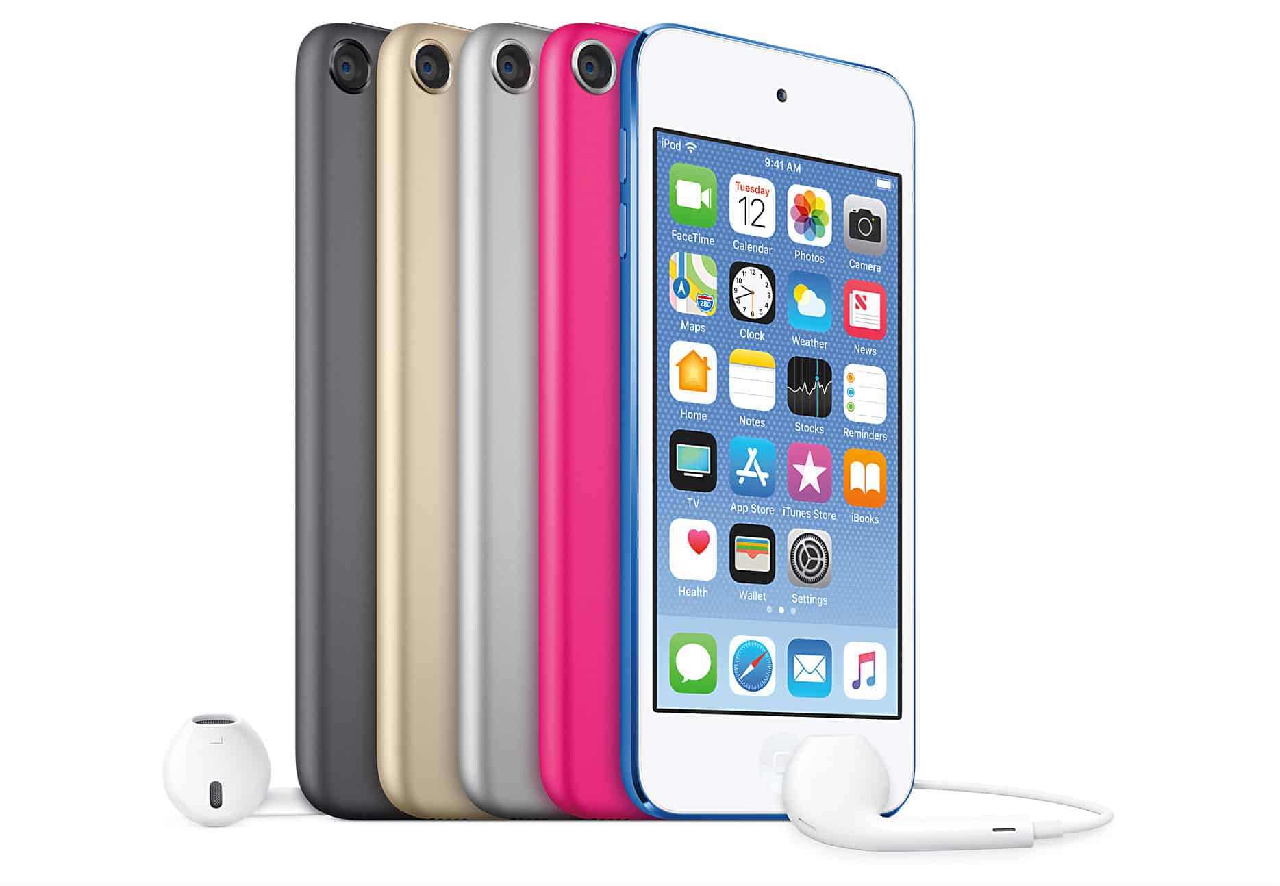 IPod Touch Could Make a Comeback in 2019