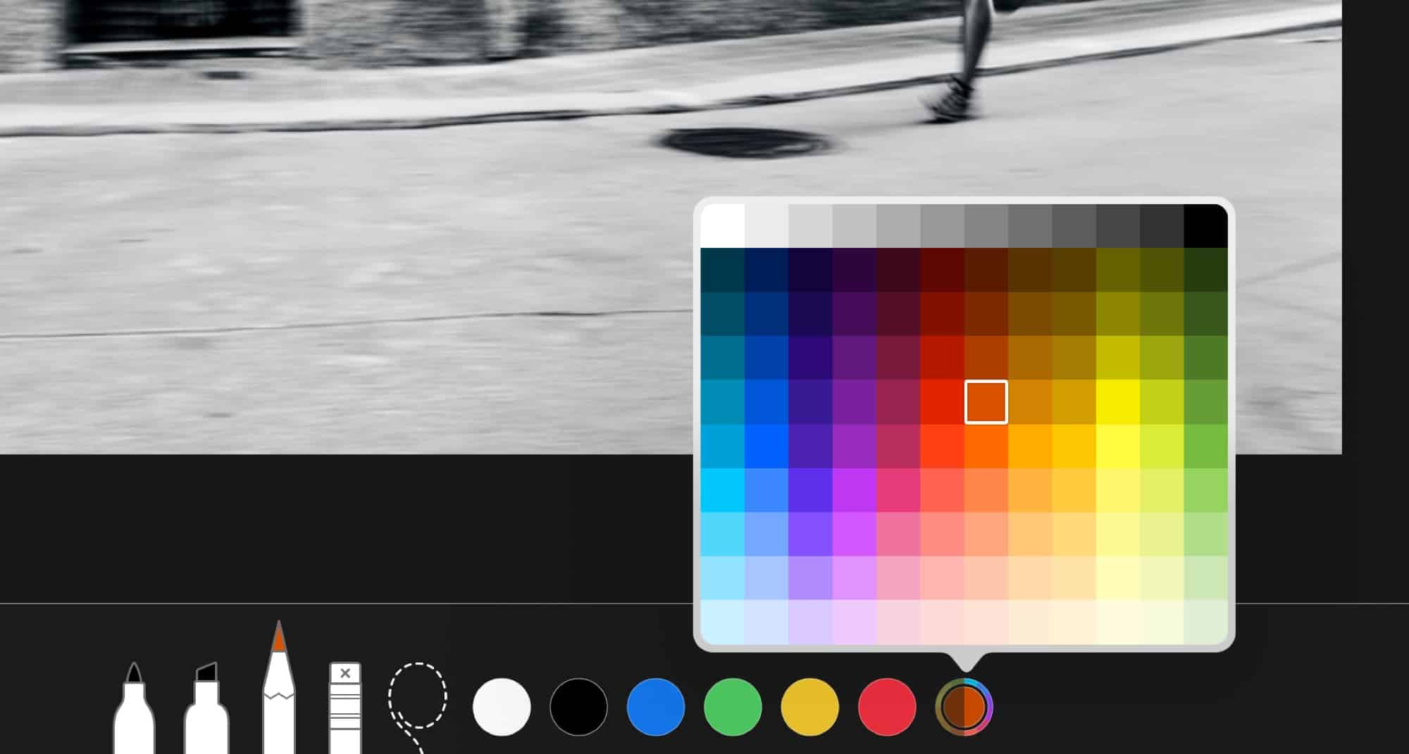 The new iOS 12 color picker 120 new shades to choose from!