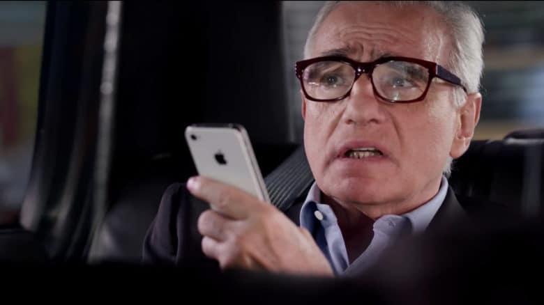 Scorsese Siri