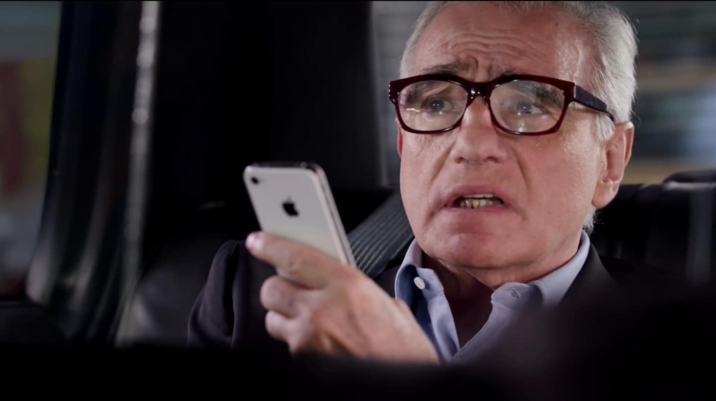 Today in Apple History: Martin Scorsese Helps Apple Promote Siri