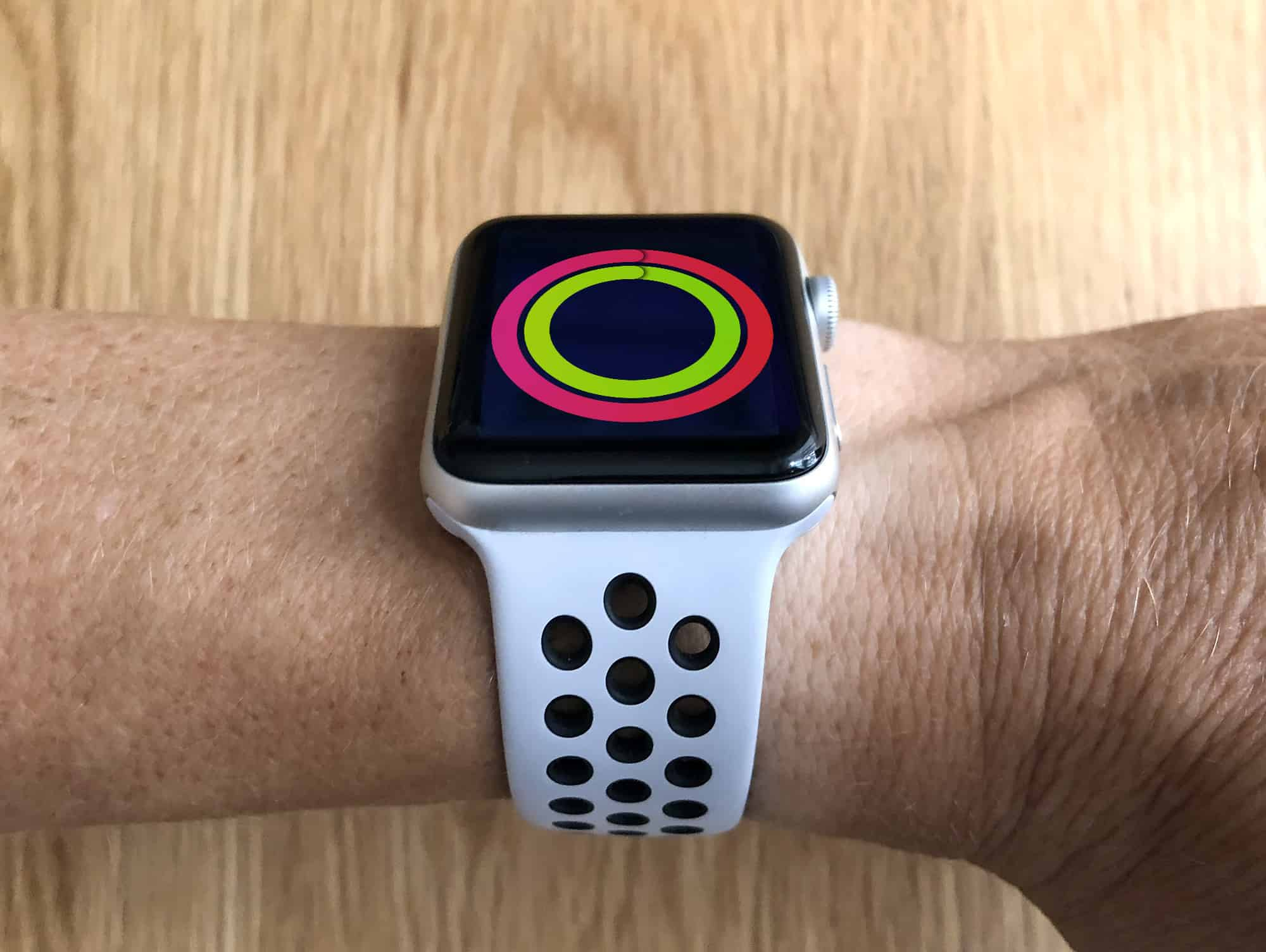 Apple Watch Exercise Ring Not Working