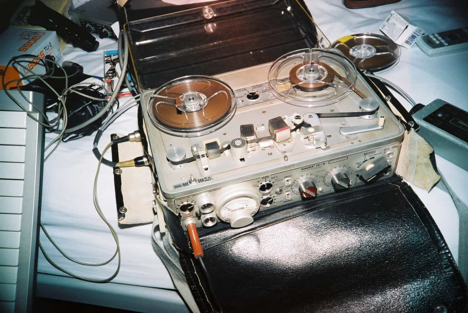You no longer need a suitcase-sized Nagra for great movie audio.