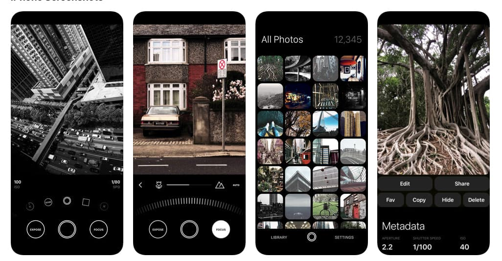 The Obscura 2 photo app is worth the money. But why not get it for free while you can?