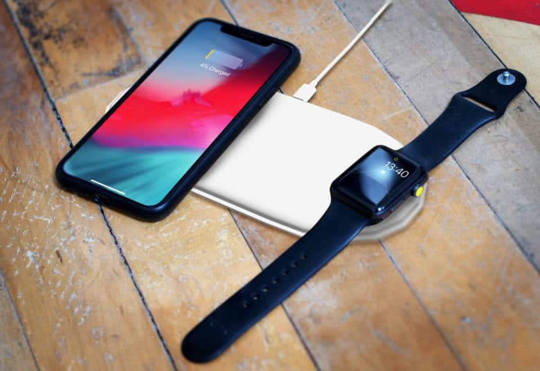 The AirPower wireless charging pad has finally entered production