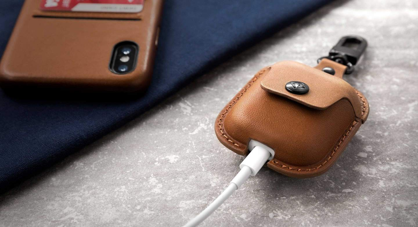 Twelve South AirSnap case for AirPods