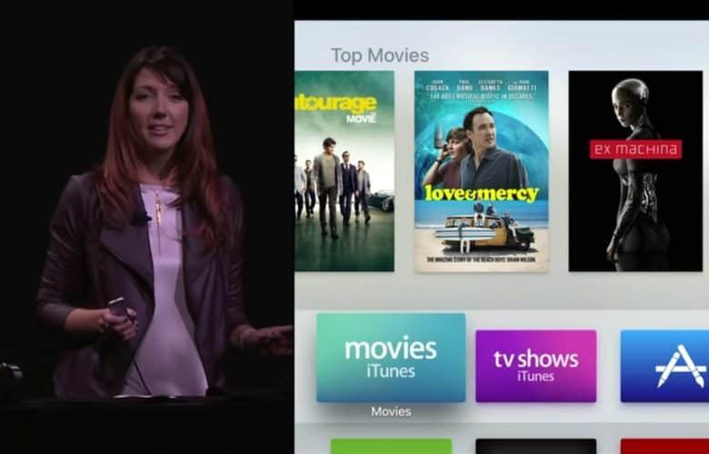 Apple TV exec