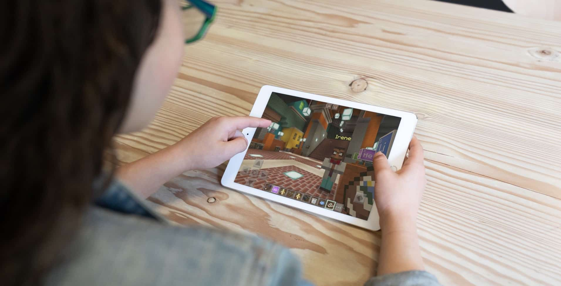 Minecraft: Education Edition can teach math, science, history, and more.