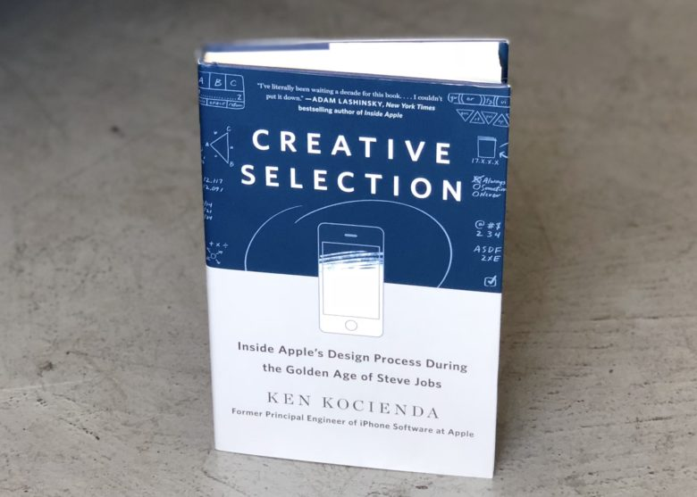 Ken Kocienda's book Creative Selection is an insider's account of how Apple makes great software.