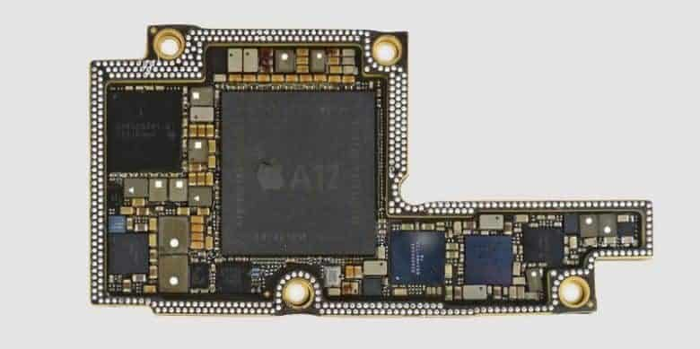 A tweaked image of the A11 suggests what the improved Apple 12 princessor could look like.