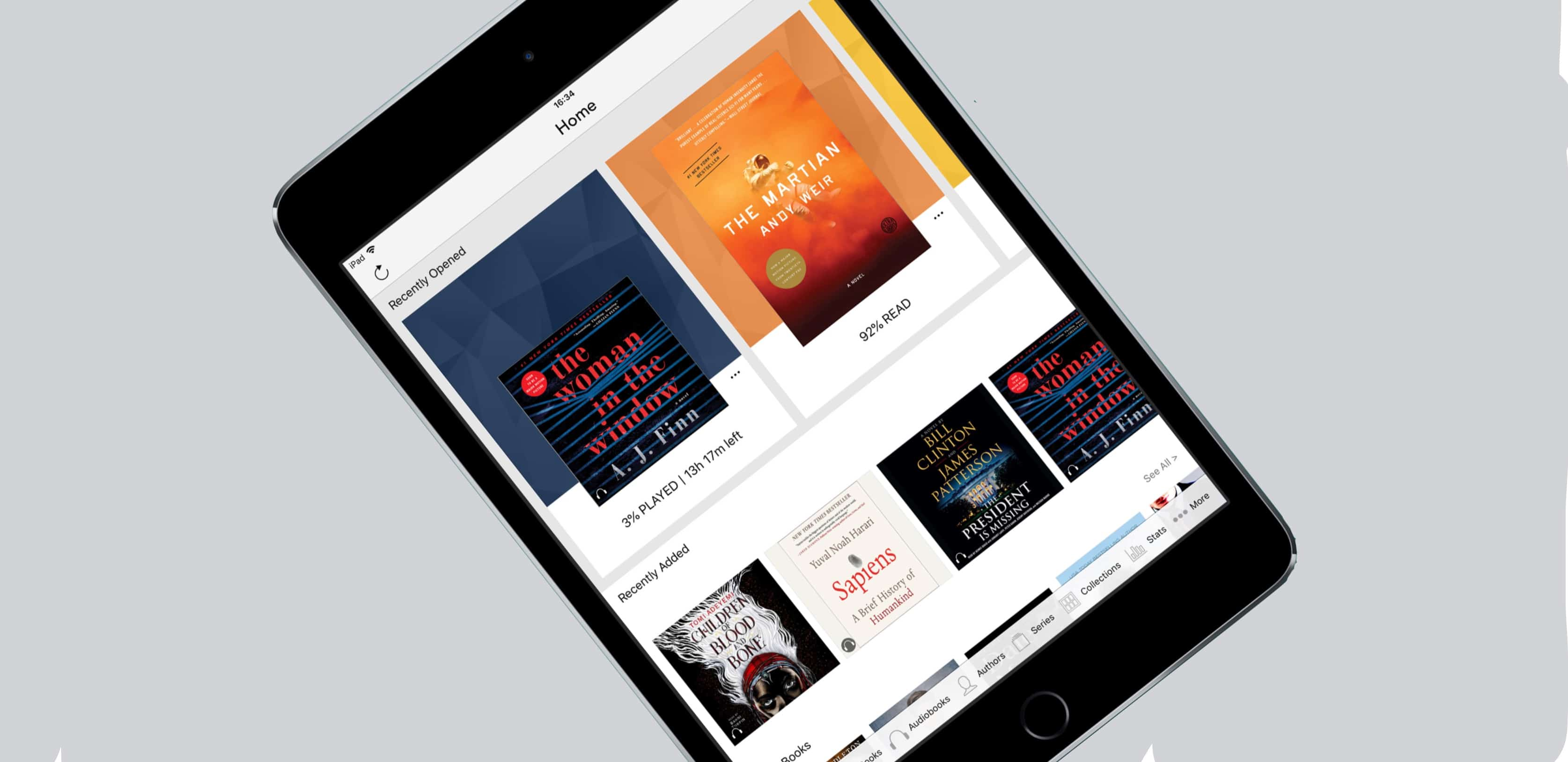 A Walmart eBooks iOS app just launched, hoping to take on the established leaders in the market.