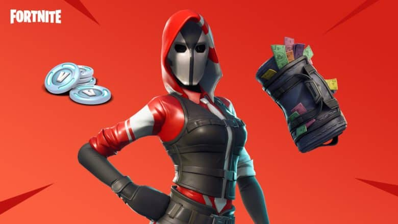 Fortnite Battle Royale picks up new Ace Starter Pack