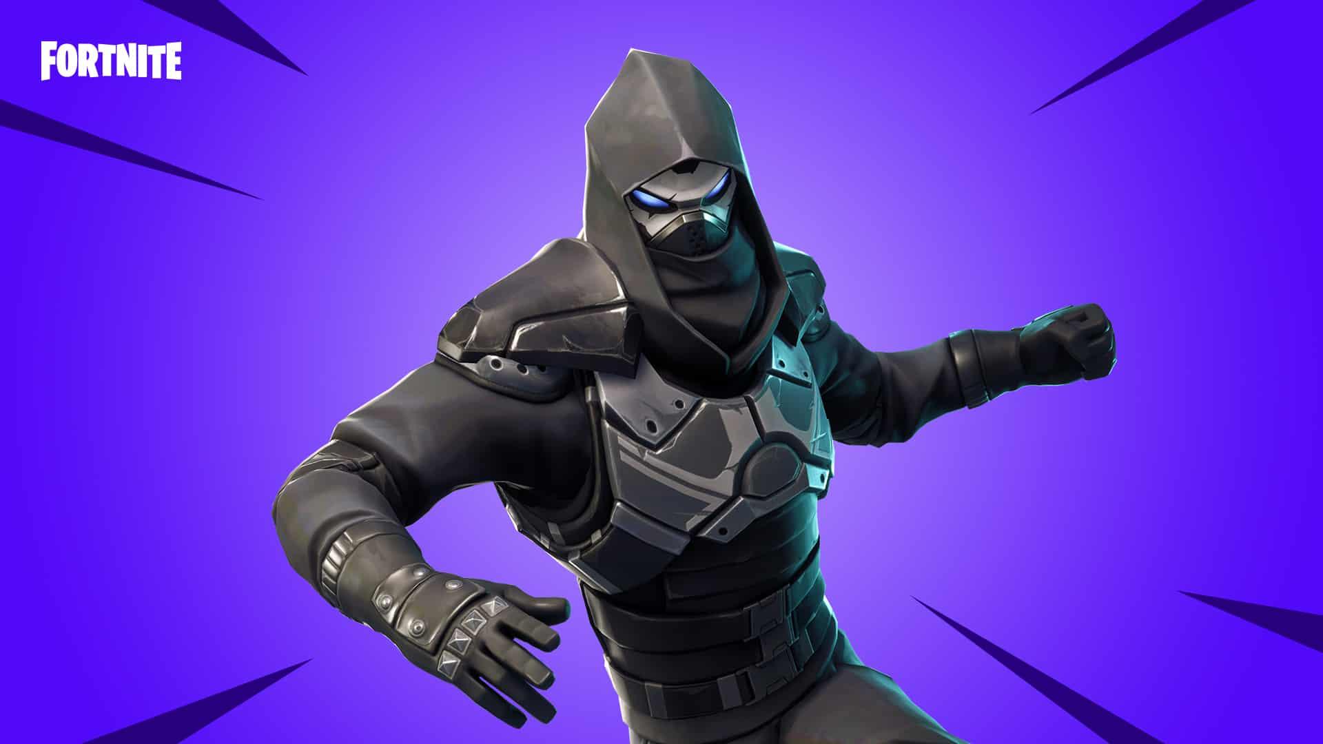 Fortnite Enforcer skin