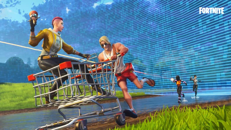 Fortnite Steady Storm game mode