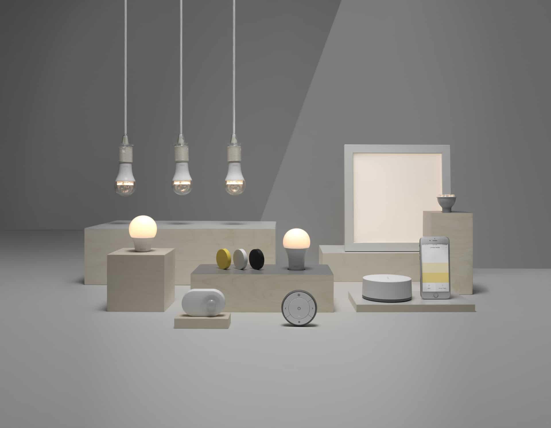 Ikea smart home appliances