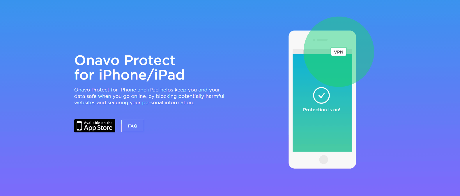 Facebook Onavo Protect iOS