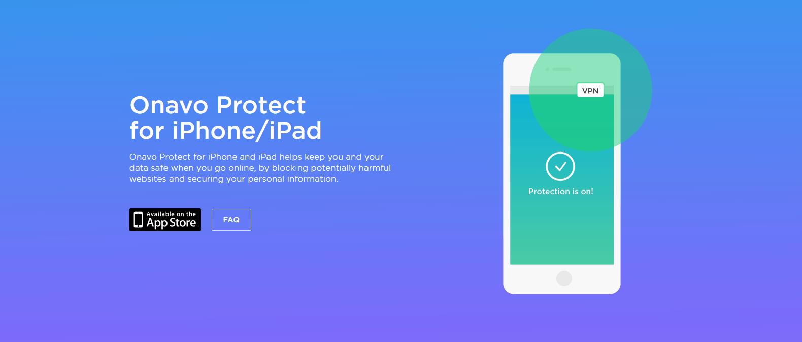 Facebook Onavo Protect iOS
