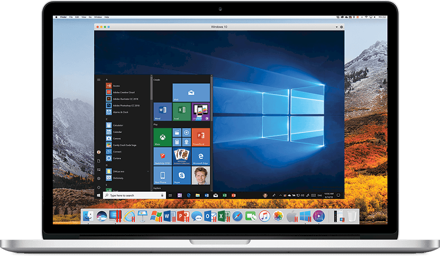 Parallels 14 for macOS