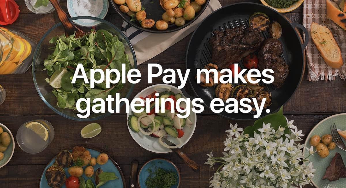 Apple Pay Postmates