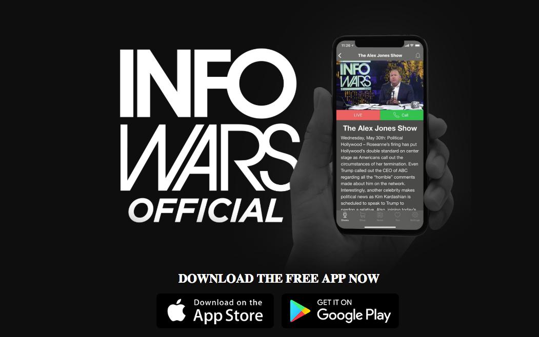 Infowars app