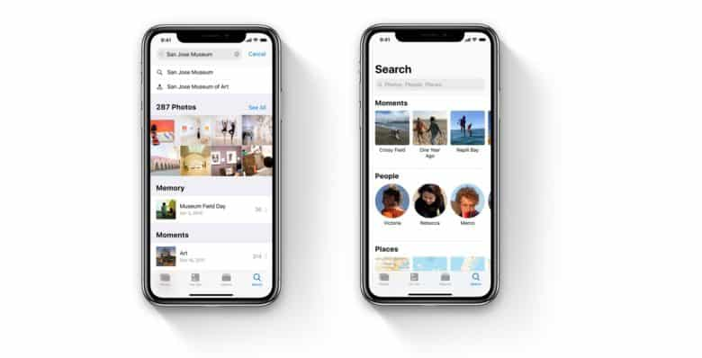 iOS 12 and Siri make finding photos a breeze.