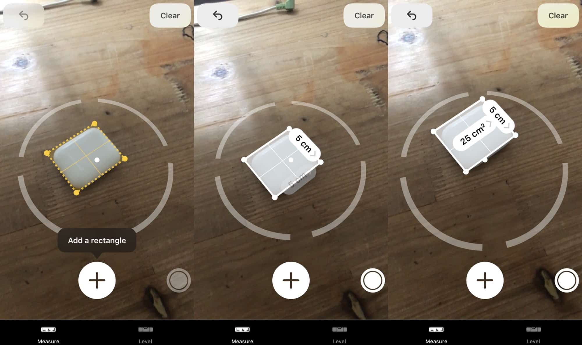 How to use Apple's new ARKit-powered Measure app in iOS 12