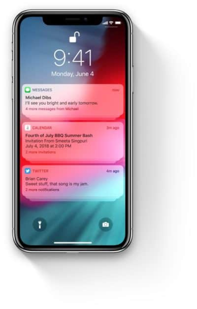 How to control Grouped Notifications in iOS 12 | Cult of Mac
