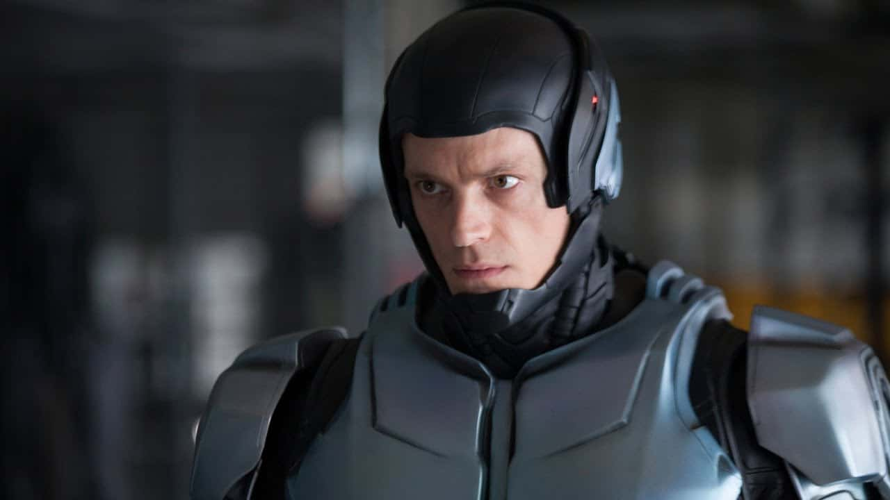 Joel Kinnaman starred in the 2014 RoboCop reboot. Next he'll star in the Apple sci-fi series from Ronald D. Moore.