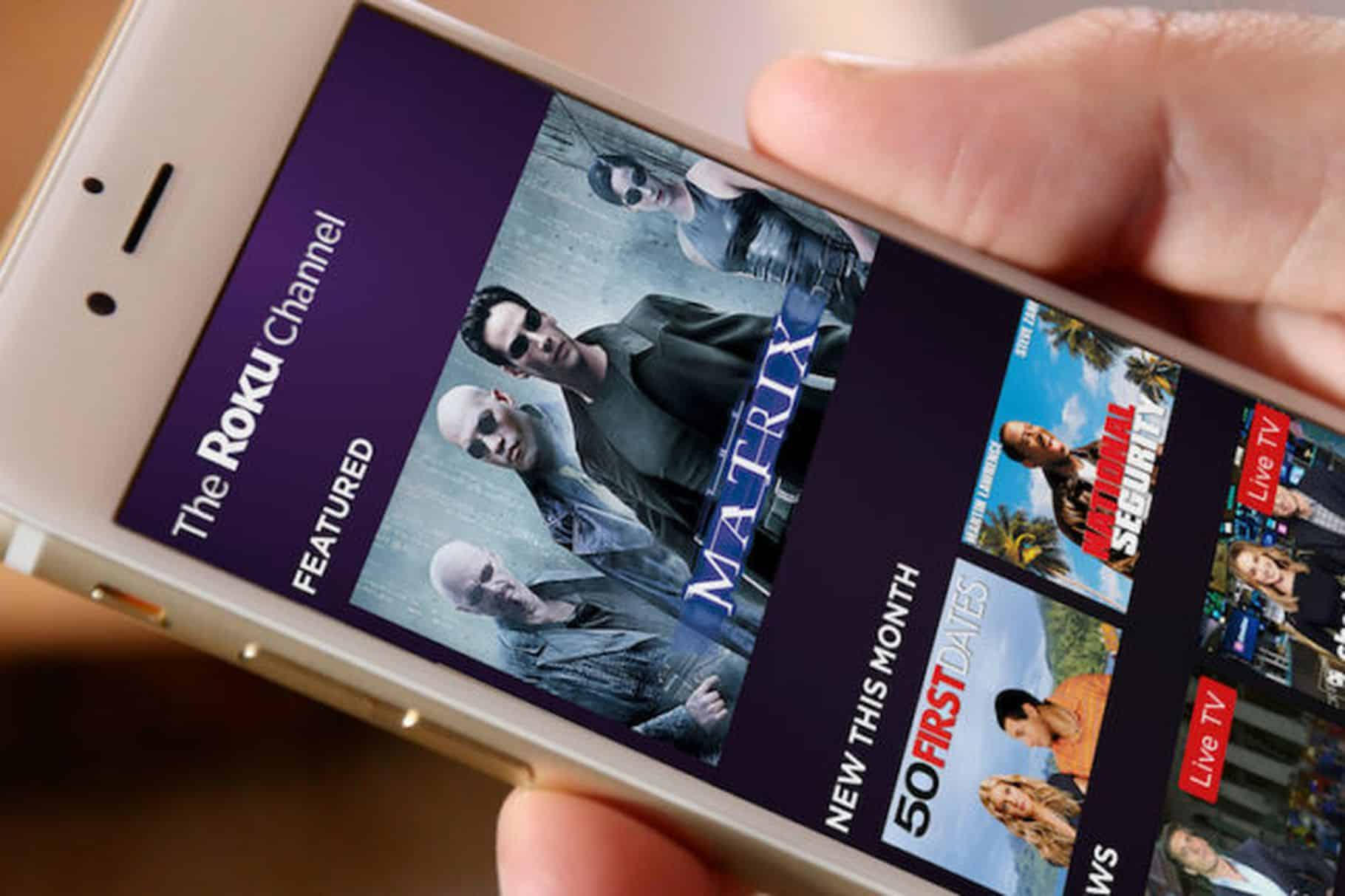 You Can Now Enjoy Roku's Free Channel on your iOS Devices