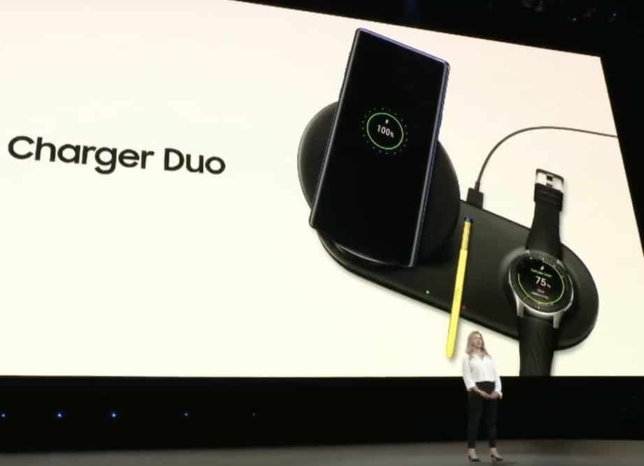 Samsung is knocking off the AirPower.