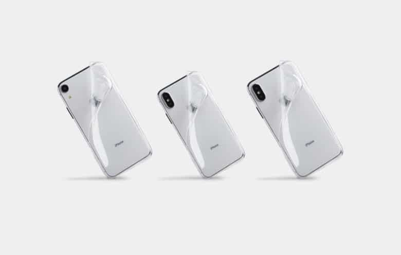Now you won't have to choose between protecting your iPhone while covering it up, or going caseless and taking the risk of breaking it.