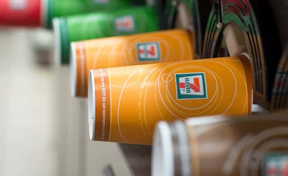 7-Eleven Apple Pay