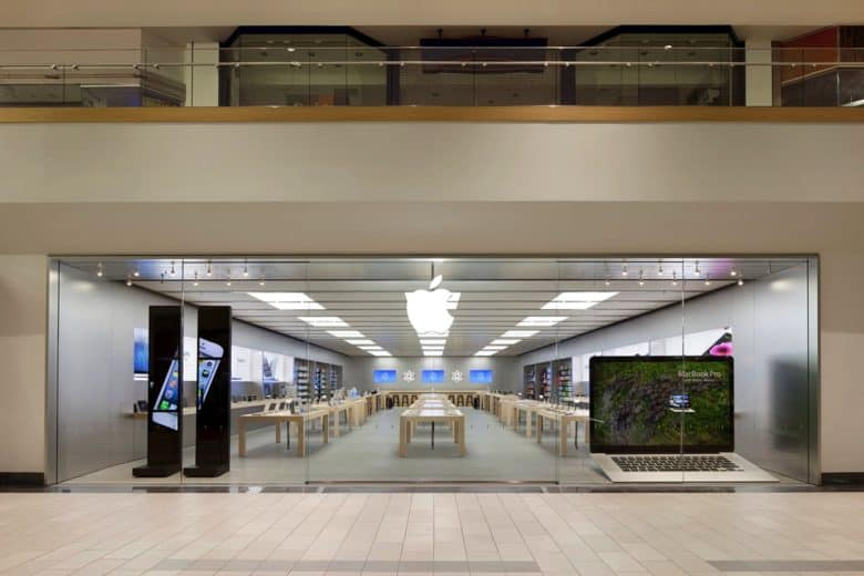 Apple Store Santa Rosa Plaza1