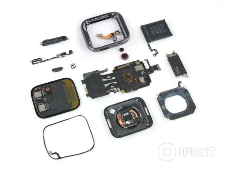 iFixit Apple Watch 4
