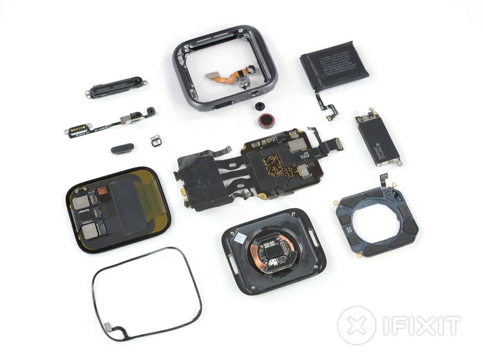iFixit Apple Watch 4